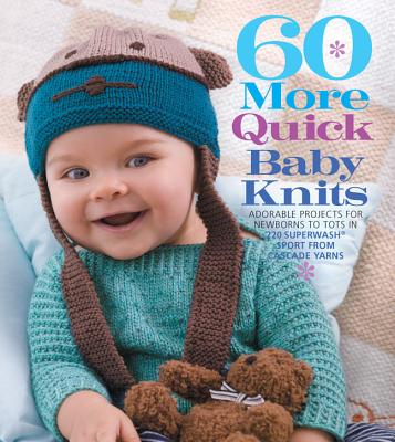 60 More Quick Baby Knits By Sixth & Spring Books (COR)